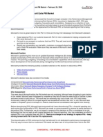 Microsoft Exits PM Market Positioning PDF English
