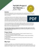 EECS 281 Project 4