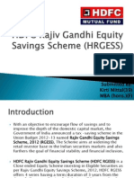 Hdfc Rgess