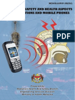 Guidance to Safety and Health Aspects of Base Station and Mobile Phones