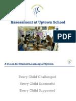 Assessment - Uptown School