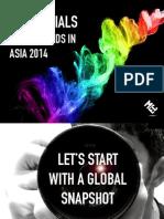 MEC Asia Millennials Media Trends