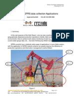 Tuha Oilfield Data Transmission Applications
