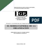 Modelo General de Organización