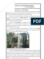 A Green Office – an Energy Efficient Office Building-Ar Pramod Chaugule