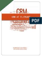CRM At FlipKart