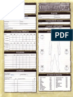 206747230 WFRP2 Fillable Character Sheet