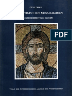 Otto Demus — Die Byzantinischen Mosaikikonen