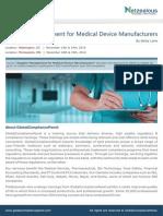 Supplier Management for Medical Device Manufacturers