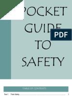 Pocket Safety Book