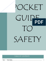 Pocket Safety Book