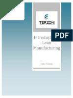 Apostila - Introdução Ao Lean Manufacturing