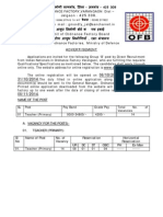 ADVT Recruitment of TeacherDRDO