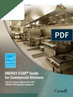 Commercial Kitchen Guide E Acc