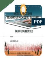 Buku Log Mentor Mentee PPGB