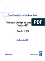 Session-1 _Current Trends in Solar Power Market