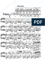 Chopin - Barcarole, Op 60
