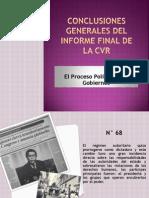 Conclusiones Generales Del Informe Final de La CVR (1)