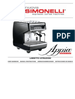 Appia 1 Group Manual Semi-Auto