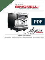 Appia 1 Group Manual Semi-Auto