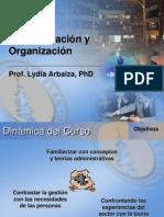 Administracion y Organizacion PEE
