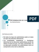 determinacion de carbohidratos.ppt