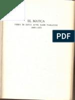 Matca - Marin Sorescu