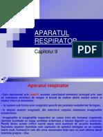 Aparatul Respirator 9