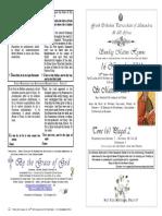 2014 -Tone _6_ Plagal 2 - 16 Nov-23ap-Calling St Matthew