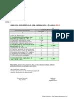 Nota 4 - Bilant 2011