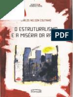 COUTINHO, Carlos Nelson. O Estruturalismo e a Miséria Da Razão