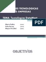 TECNOLOGÍAS_DATAMART