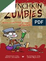 Reglas Munchkin Zombies