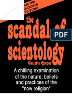 Scandal of Scientology Cooper