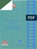 Interes Superior Del Niño Tomo II