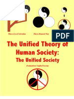 The Unified Theory of Human Society