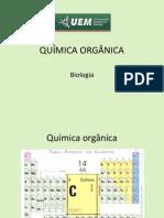Quimica Orgânica Aula 1