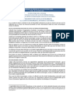 CP Plateforme DESC Ratification France PF PIDESC