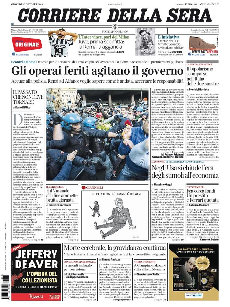 d183203645 Il Corriere Della Sera