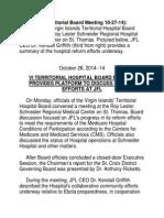 JFL Press Release October 28 2014 -- 14