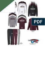 WFBC Clothing 2014/15