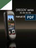 Manual - Garmin Oregon 550
