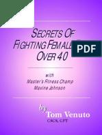 Fighting Female Flab