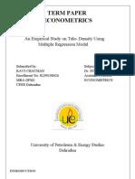 Telecom Scenario-Imperical Study