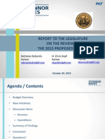 2015 Budget Powerpoint