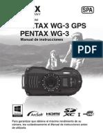 Manual - Pentax WG3-GPS