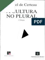 A Cultural No Plural