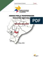 Agenda Territorial Cañar