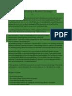 Marketing Strategy Formulation