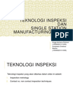 Single Station Manufacturing Cells
